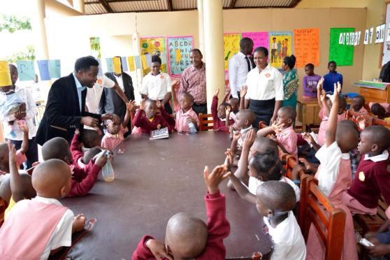Amahoro Community School Nursery